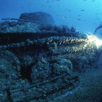 Satisfy your lust for rust and watch history come alive at Truk/Chuuk Lagoon