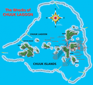 wrecks of chuuk lagoon