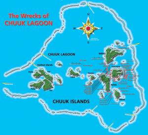wrecks of chuuk lagoon