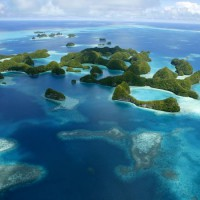 Palau – The world's first national marine sanctuary / An unspoilt tropical island paradise