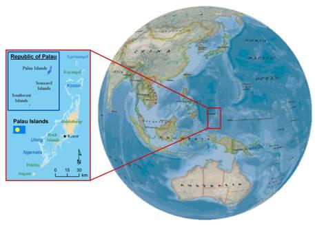 palau-island-map