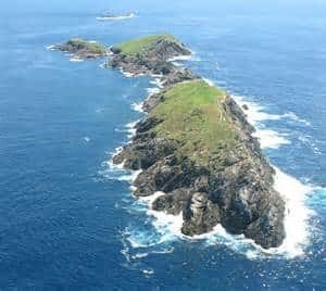 North Solitary islands