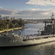 Dive the EX-HMAS Tobruk – Australia's newest wreck site!