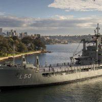 Dive the EX-HMAS Tobruk – Australia's newest wreck site!